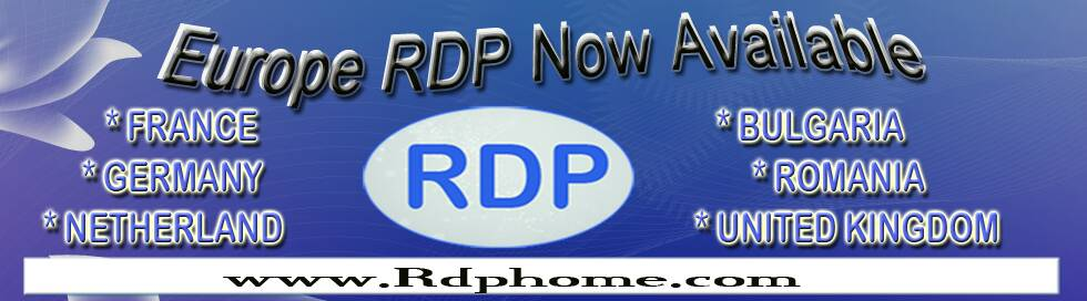 Buy Now - RDP HOME